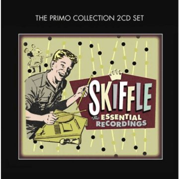 Skiffle The Essential Recordings CD