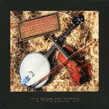 Vintage Bluegrass Masters CD