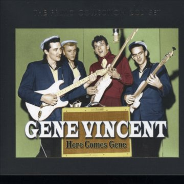Here Comes Gene CD