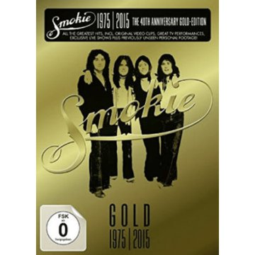 Gold - 1975-2015 (40th Anniversary Gold-Edition) DVD