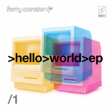 Hello World-Ep CD