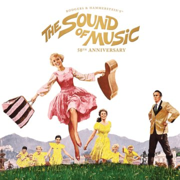 The Sound of Music (50th Anniversary Edition) (A muzsika hangja) CD