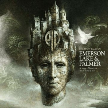 The Many Faces of Emerson, Lake and Palmer CD