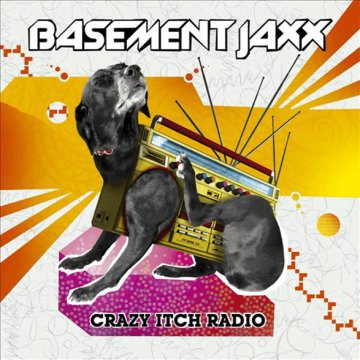 Crazy Itch Radio LP