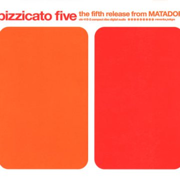 The Fifth Release from Matador LP