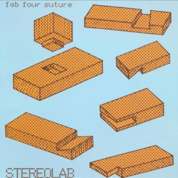 Fab Four Suture CD