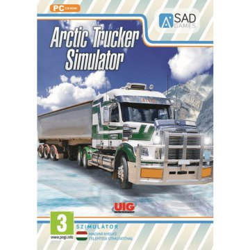 Artic Trucker Simulator PC