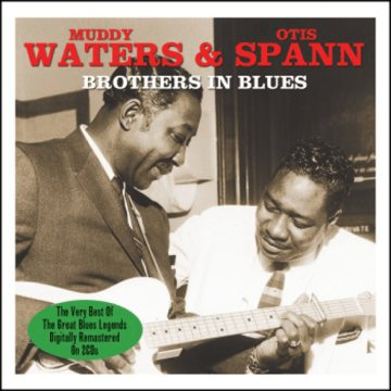 Brothers In Blues CD