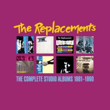 The Complete Studio Albums 1981-1990 CD