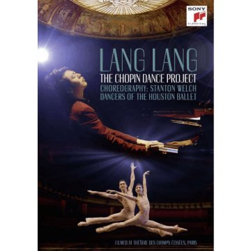 The Chopin Dance Project DVD