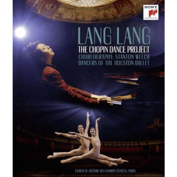 The Chopin Dance Project Blu-ray