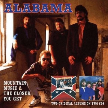 Mountain Music & The Closer You Get CD