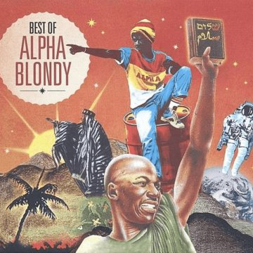 Best of Alpha Blondy CD