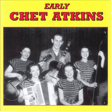 Early Chet Atkins CD