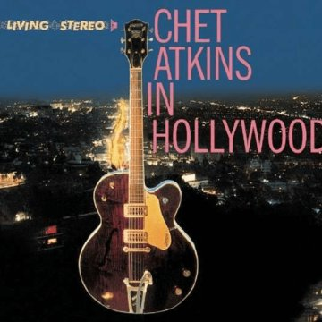 In Hollywood - The Other Chet Atkins CD