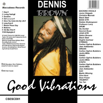 Good Vibrations CD