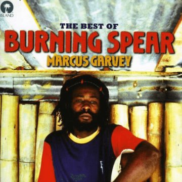 Marcus Garvey - The Best of Burning Spear CD