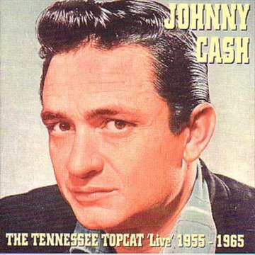 The Tennessee Topcat 'Live' 1955-1965 CD