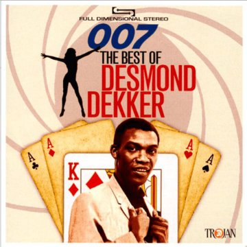 007 - The Best of Desmond Dekker CD