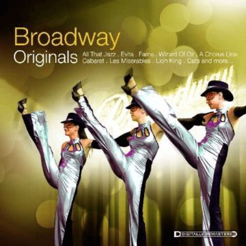 Broadway Originals CD
