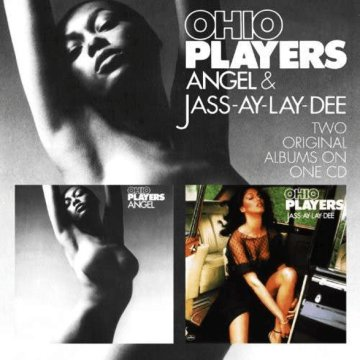Angel / Jass-Ay-Lay-Dee CD