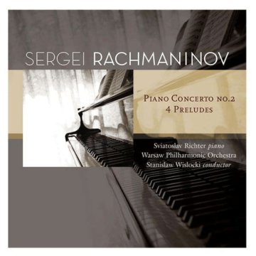 Piano Concerto No. 2-4 Preludes LP