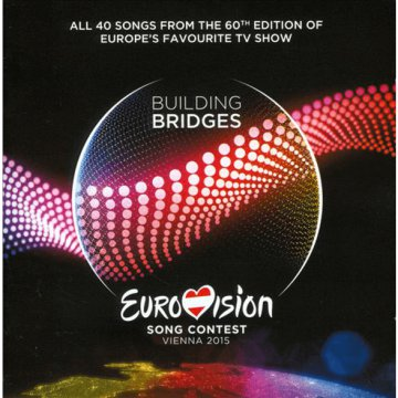 Eurovision Song Contest - Vienna 2015 CD