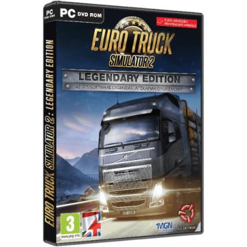 Euro Truck Simulator 2 - Legendary Edition PC