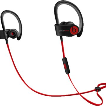 by Dr.Dre PowerBeats 2 wireless headset fekete (MHBE2ZM/A)
