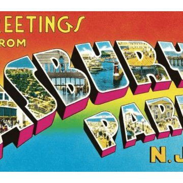 Greetings from Asbury Park - N.J. LP