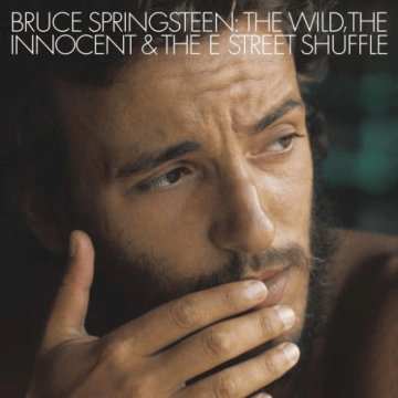 The Wild, The Innocent & The E Street Shuffle LP