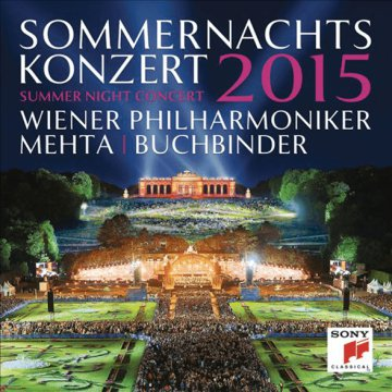Sommernachts Konzert - Summer Night Concert 2015 CD
