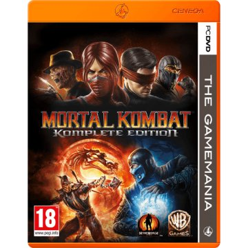 Mortal Kombat 9: Komplete Edition - The Gamemania PC