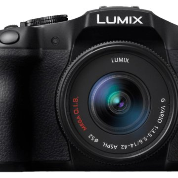 Lumix DMC-G6K fekete + 14-42 mm ASPH. II MEGA O.I.S Kit