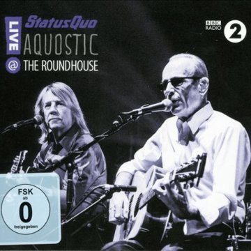 Aquostic - Live at The Roundhouse CD+DVD