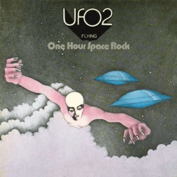 Ufo 2 - One Hour Space Rock LP