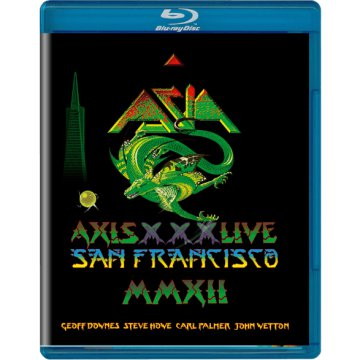 Axis XXX - Live in San Fransisco MMXII Blu-ray