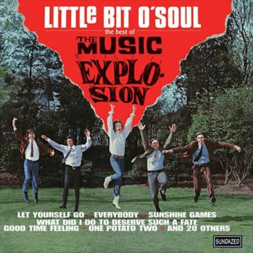 Little Bit O' Soul - The Best of The Music Explosion CD
