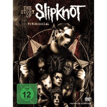 The Story of Slipknot - Psychosocial DVD