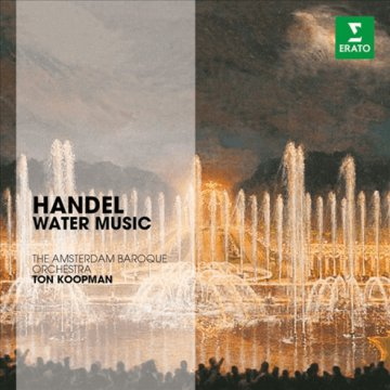 Handel - Water Music CD