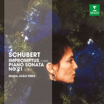 Schubert - Impromptus D.899 / Piano Sonata No.21 D.960 CD