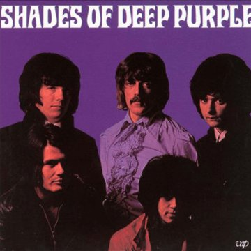 Shades of Deep Purple LP