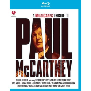 A Musicares Tribute to Paul McCartney Blu-ray