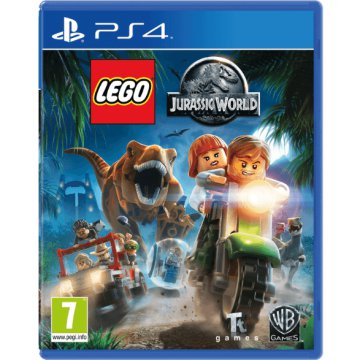 LEGO: Jurassic World PS4