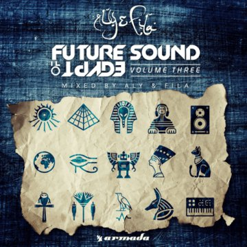 Future Sound Of Egypt Volume Three CD