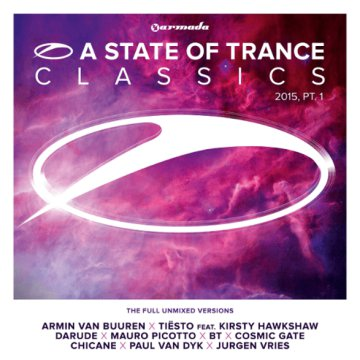 A State of Trance Classics 15 CD