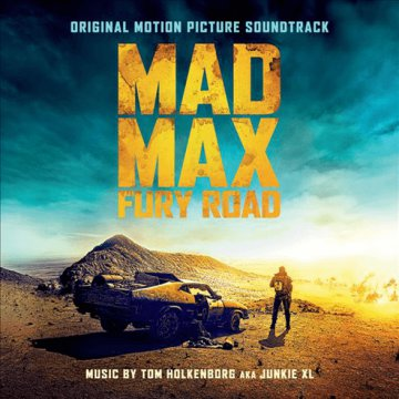 Mad Max - Fury Road (Mad Max - A harag útja) CD