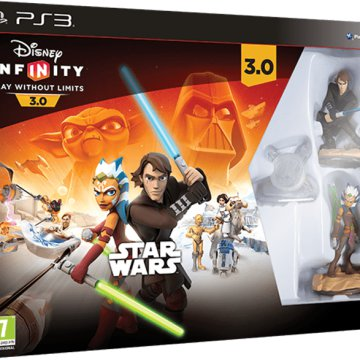 Infinity 3.0 Star Wars Starter Pack PS3