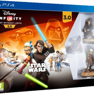Infinity 3.0 Star Wars Starter Pack PS4