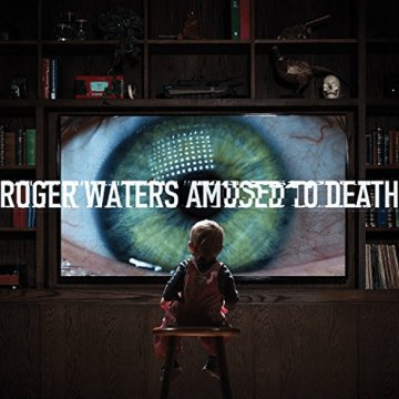 Amused To Death (Remastered) CD+Blu-ray